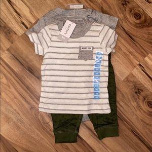 3 piece outfit set